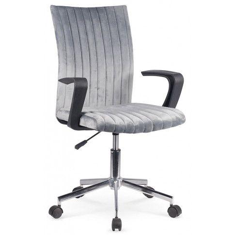Zdjęcie produktu Fotel młodzieżowy Entler - popielaty.