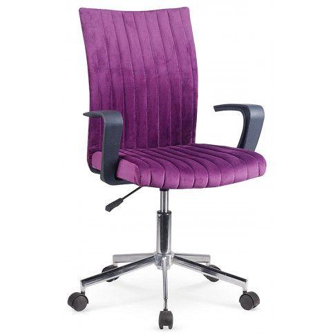 Zdjęcie produktu Fotel dla dziewczynki Entler - fioletowy.