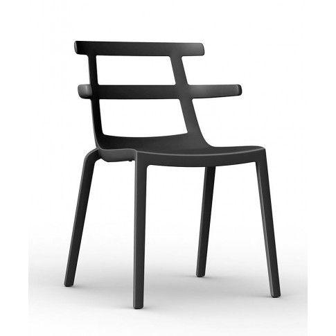 Zdjęcie produktu Krzesło Tello - czarne.