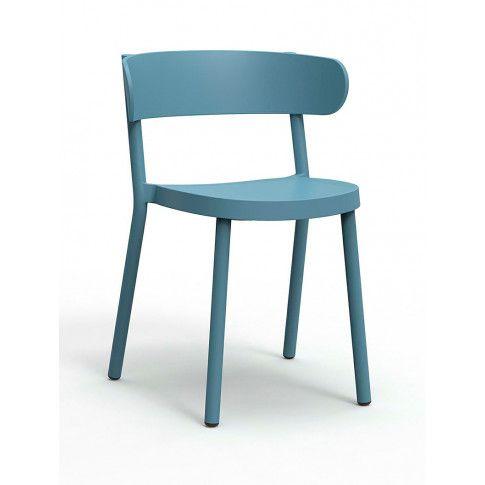 Zdjęcie produktu Krzesło Agio - błękitne.