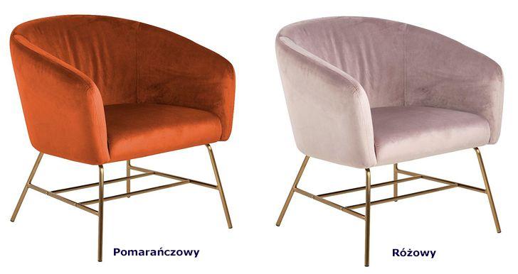 Fotele wypoczynkowe Pablos 2X - miękkie