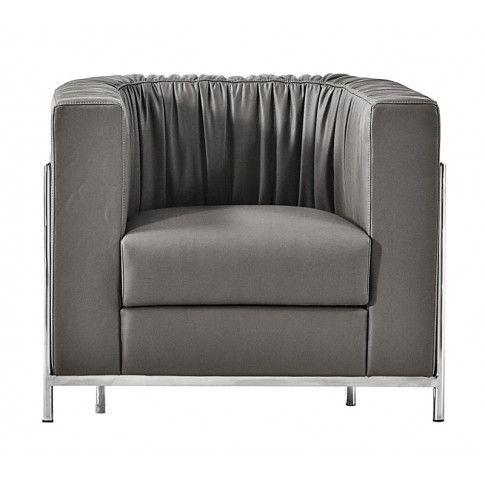 Zdjęcie produktu Fotel wypoczynkowy Sonno - czarny.