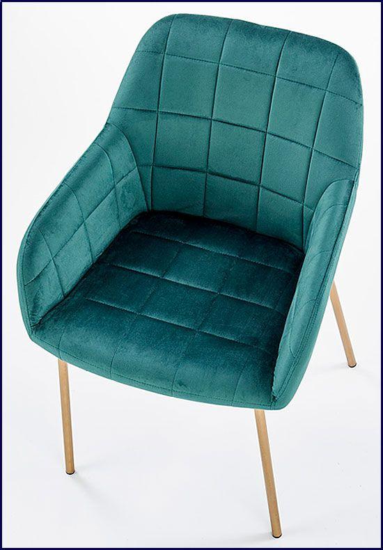 Tapicerowane krzesło do jadalni, kuchni, salonu Ansel