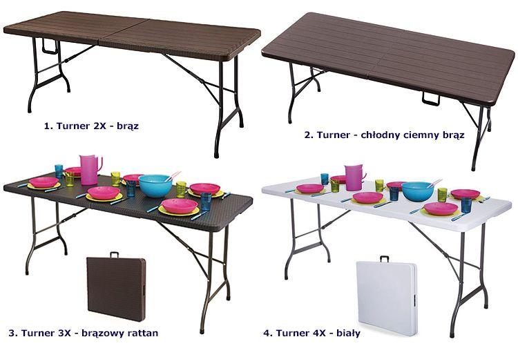 Stół Turner - 4 kolory
