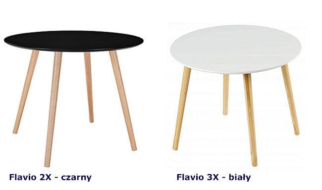 Flavio 2X i Flavio 3X - wersje kolorystyczne