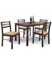 Stół z krzesłami Delris w sklepie Edinos.pl