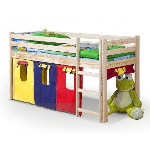 Zdjęcie produktu Drewniane łóżko piętrowe Melis.