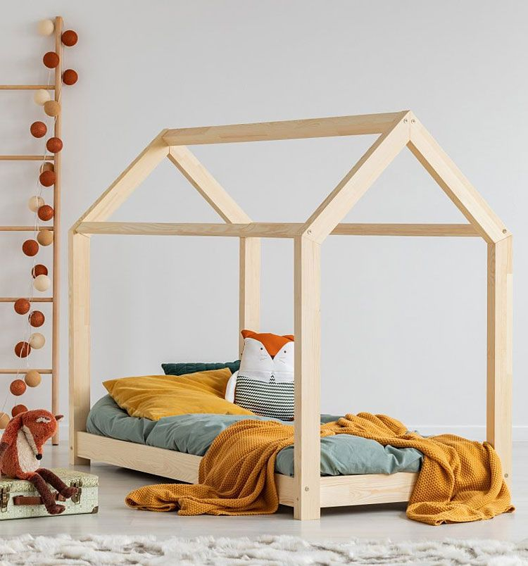 Młodzieżowe łóżko domek Miles