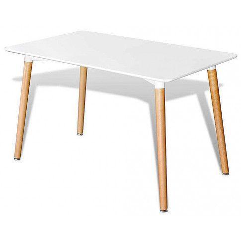 Zdjęcie produktu Prostokątny stół Merlin - biały.