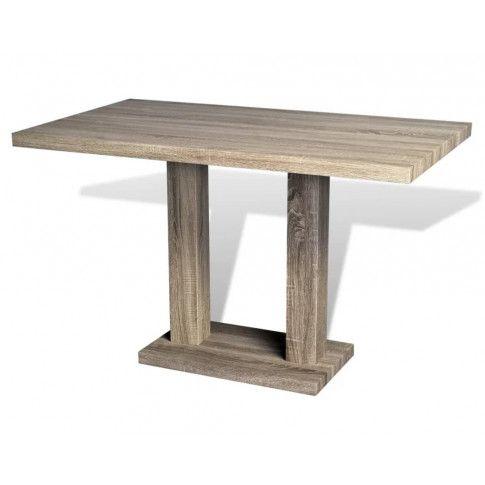 Dębowy stół z płyty meblowej Casel