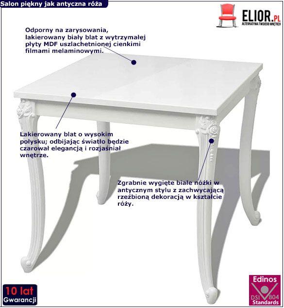 Stół Avenus 2A