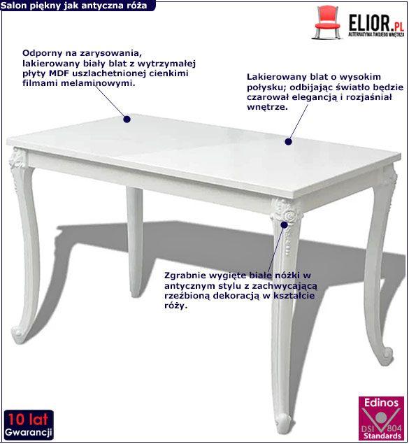 Stół Avenus 3A