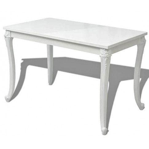 Zdjęcie produktu Stół lakierowany Avenus 3A - biały.