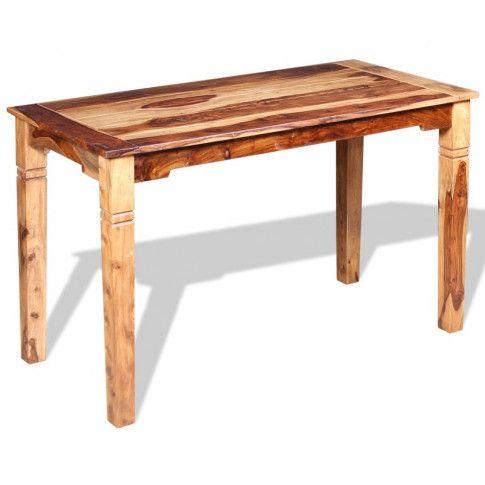 Zdjęcie produktu Stół klasyczny drewniany Etan 3X – brązowy .