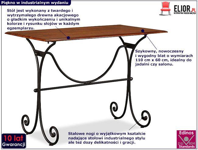 Stół Galatea 3G