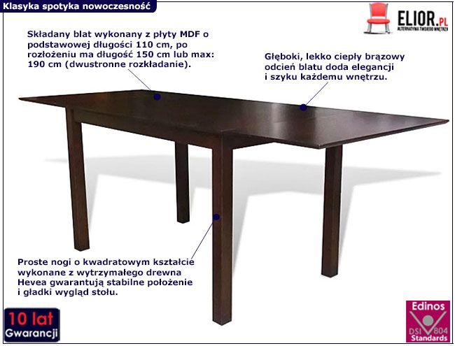 Stół Gavin 5V