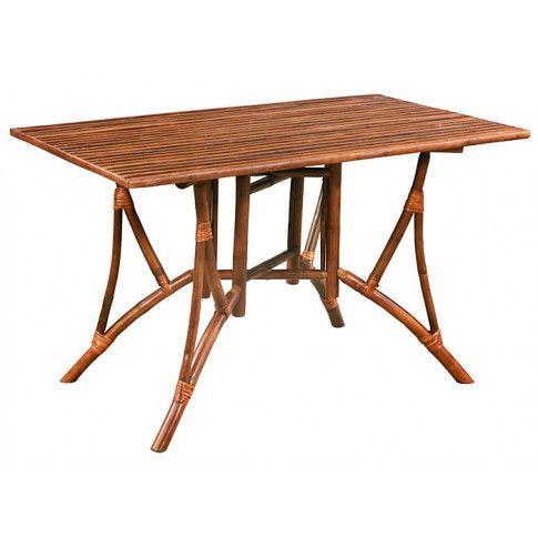 Zdjęcie produktu Rustykalny stół bambusowy Ticiano.