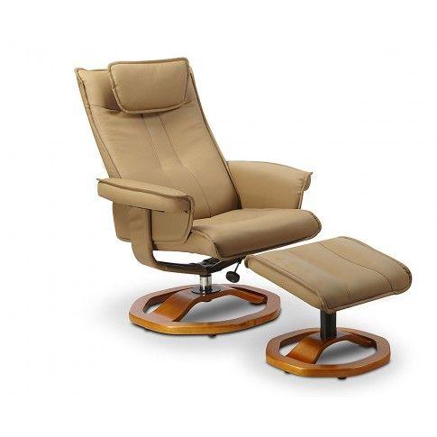Zdjęcie produktu Fotel z podnóżkiem Linert.