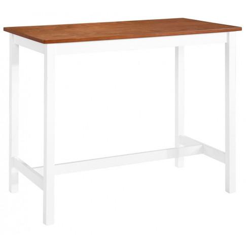 Drewniany stolik barowy 108x60x – Peggy
