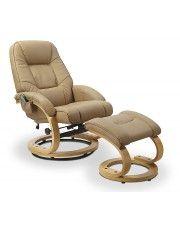 Fotel podgrzewany z masażem Keltis