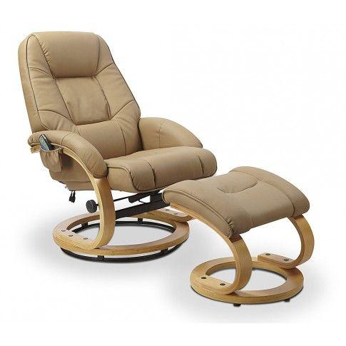Zdjęcie produktu Fotel podgrzewany z masażem Keltis.