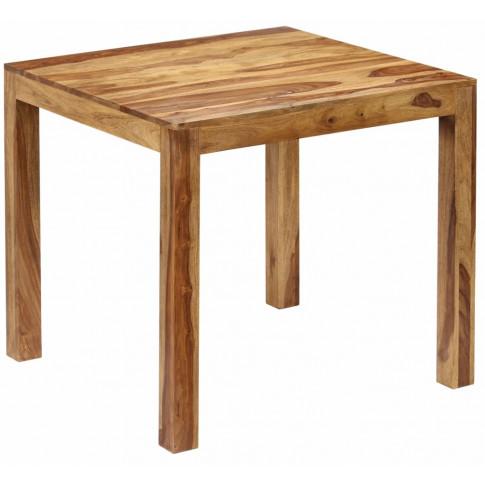 Tradycyjny stolik z drewna sheesham Warnes 2X