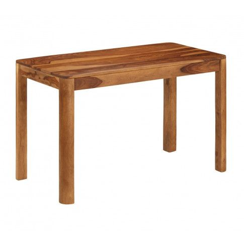 Zdjęcie produktu Drewniany brązowy stół - Sierra 2X.