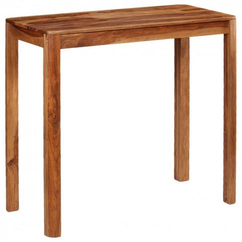 Rustykalny stolik barowy Gary 3X