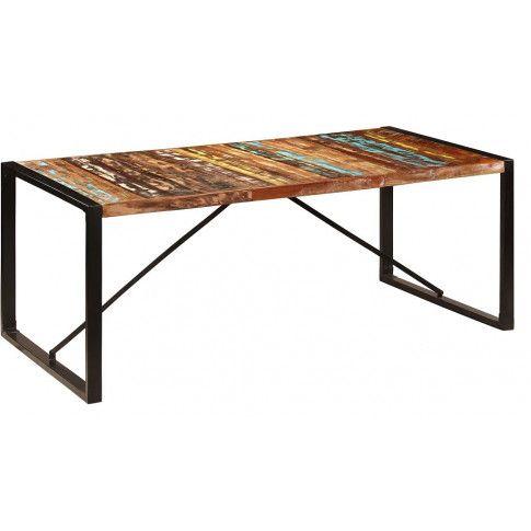Zdjęcie produktu Malowany stół drewniany 100x200 – Veriz 5X.