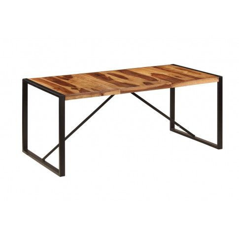 Zdjęcie produktu Jadalniany stół z sheesham 90x180 – Veriz 5X .