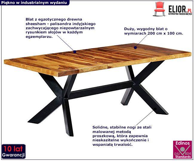 Stół Valor 3V