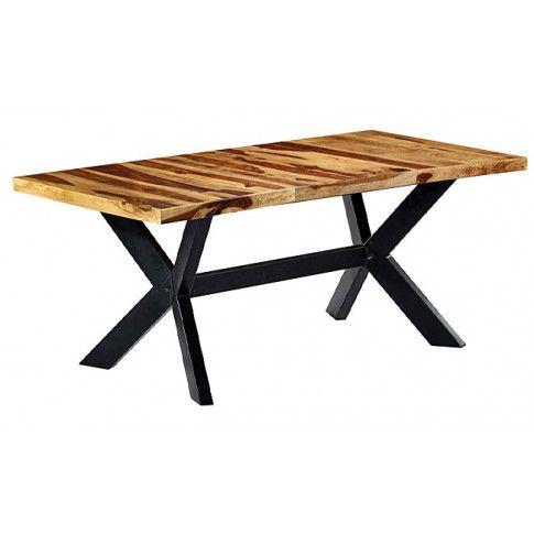 Zdjęcie produktu Stół industrialny drewniany Valor 5V.