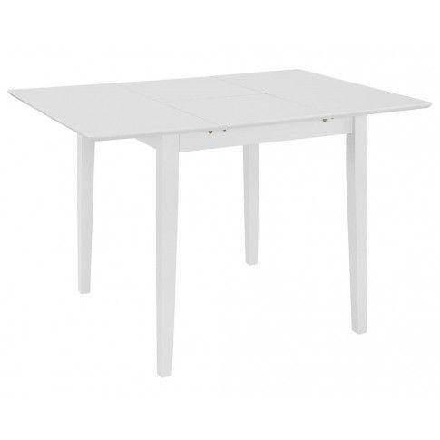 Zdjęcie produktu Stół rozsuwany z płyty MDF Amis – biały.