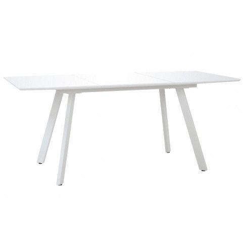 Zdjęcie produktu Stół do jadalni z MDF Kavis – biały .