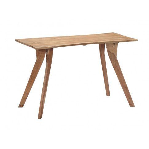 Zdjęcie produktu Stół drewniany Notimo – jasnobrązowy .