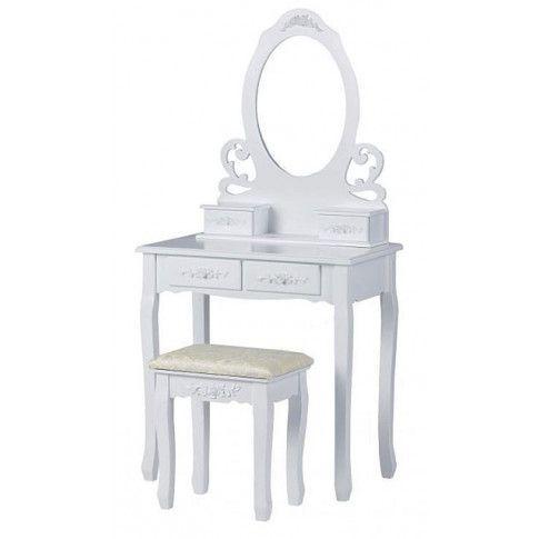 Zdjęcie produktu Romantyczna vintage toaletka Florencja 3X.