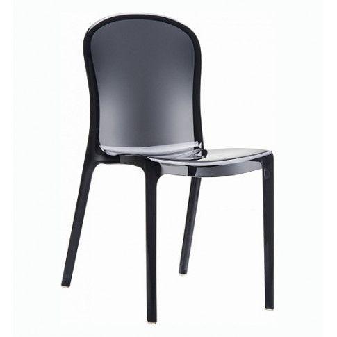 Zdjęcie produktu Krzesło Telio - czarne.