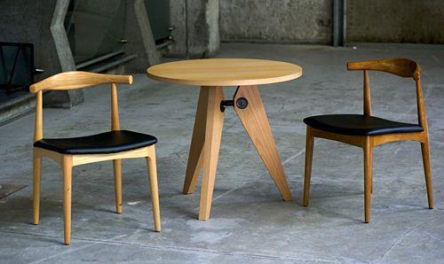 Retro krzesło Balton - drewniane