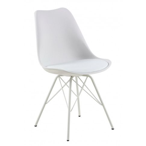 Zdjęcie produktu Krzesło Lindi - białe.