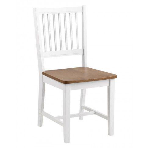 Zdjęcie produktu Krzesło patyczak Vienne - białe.