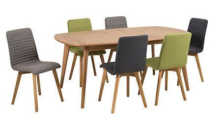 Miękkie krzesło Lammo - drewniane