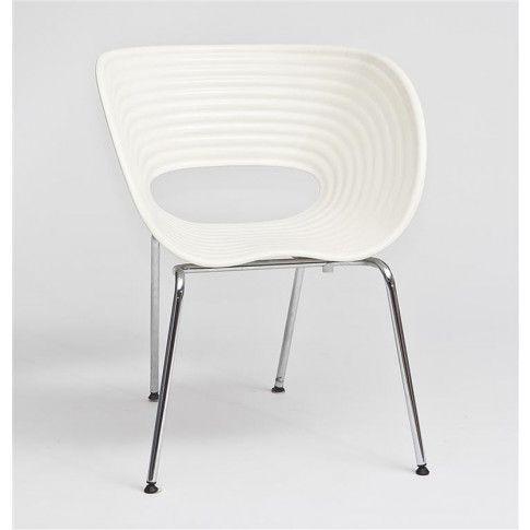 Zdjęcie produktu Krzesło Bublo - białe.