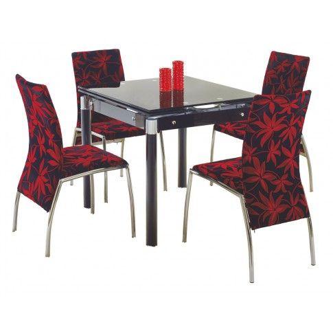 Zdjęcie produktu Rozkładany stół Cuber - czarny.