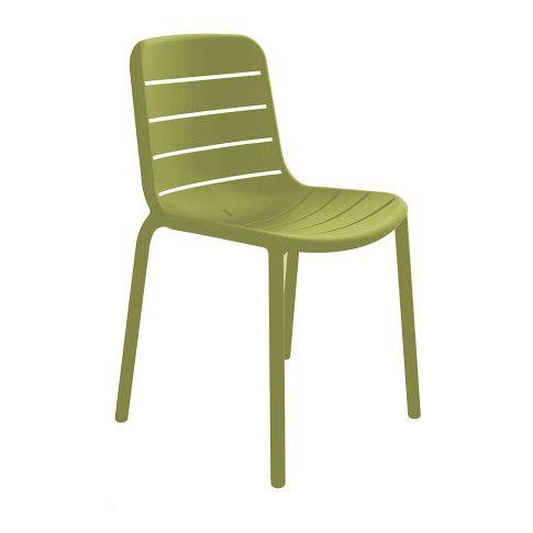 Zdjęcie produktu Krzesło Leli - zielone.