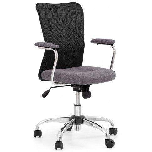 Zdjęcie produktu Fotel obrotowy Alwer - czarny.