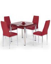 Rozkładany stół Cuber - czerwony w sklepie Edinos.pl