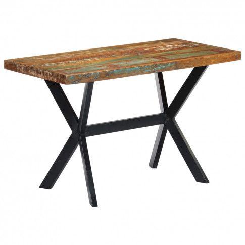 Zdjęcie produktu Drewniany stół drewniany – Kalis 2X.