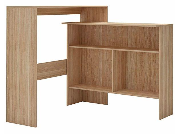 stół barowy Alexander 5X - rozłożony