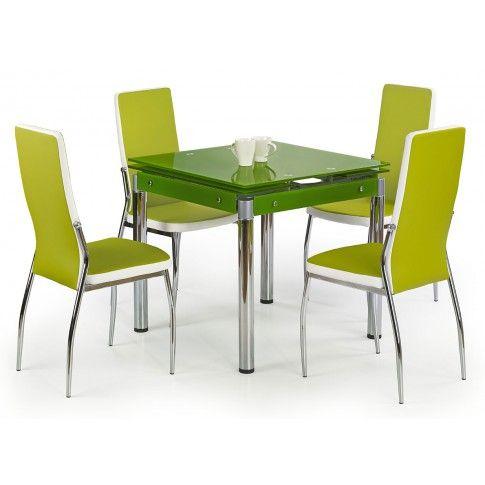 Zdjęcie produktu Rozkładany stół Cuber - zielony.