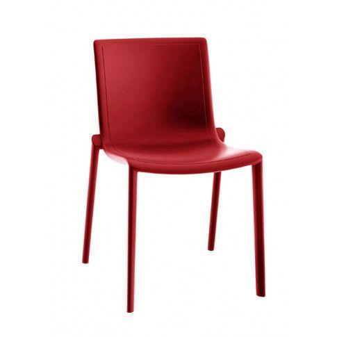 Zdjęcie produktu Krzesło Eston - czerwone.